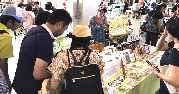 昭島 にしたま森フェスに5千人 賑わいを見せる会場 その2